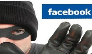 facebook burglar
