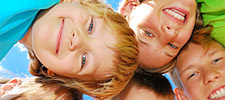 children smiling225