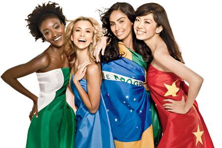 women countries