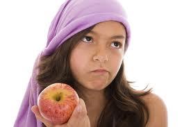 teen girl food