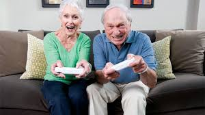 video games old people
