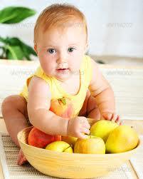 child apple