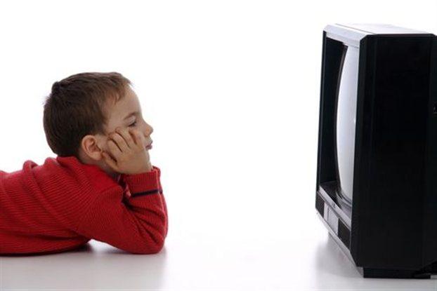 tv child