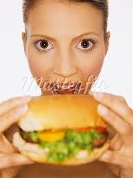 food woman