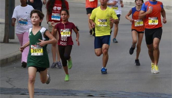 running c