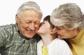 old parents c