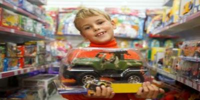 child buying