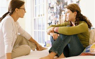 mom talk teen