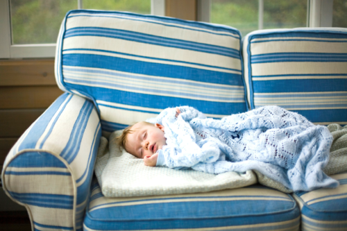 baby sleep sofa