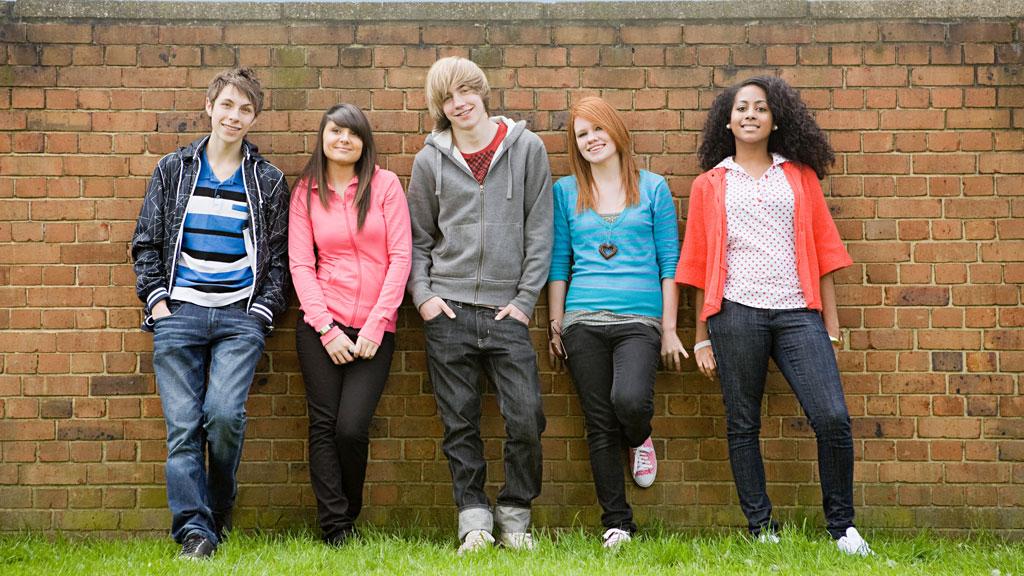 teenagers p