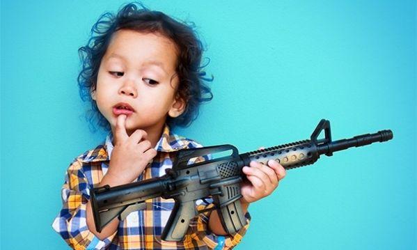 child playgun