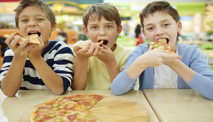 child pizza