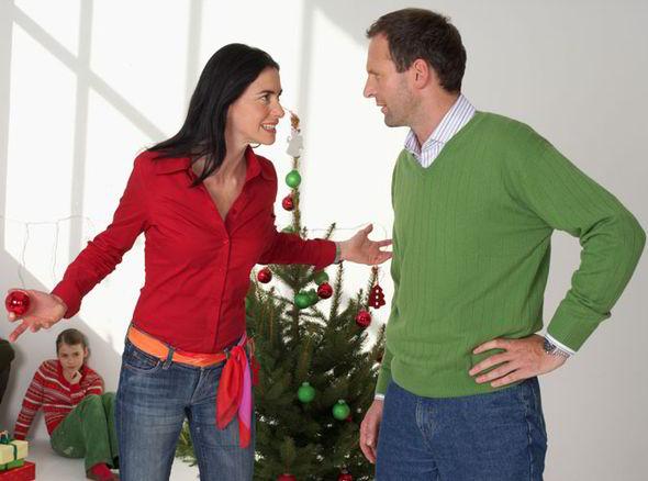 divorce christmas