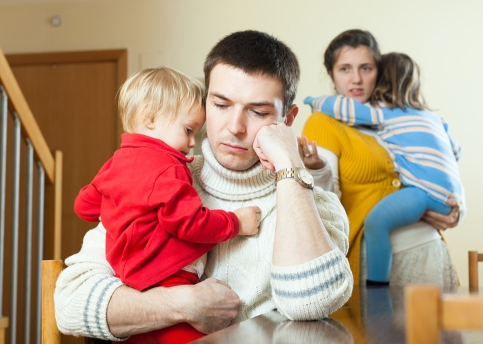 parents depress