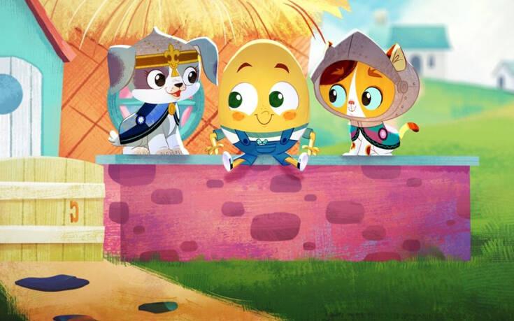 Netflix: Η DreamWorks φέρνει νέα σειρά να δεις με το παιδί σου