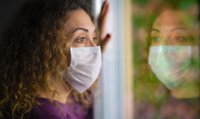 Woman-depression-mask-coronavirus-home-666x399-1